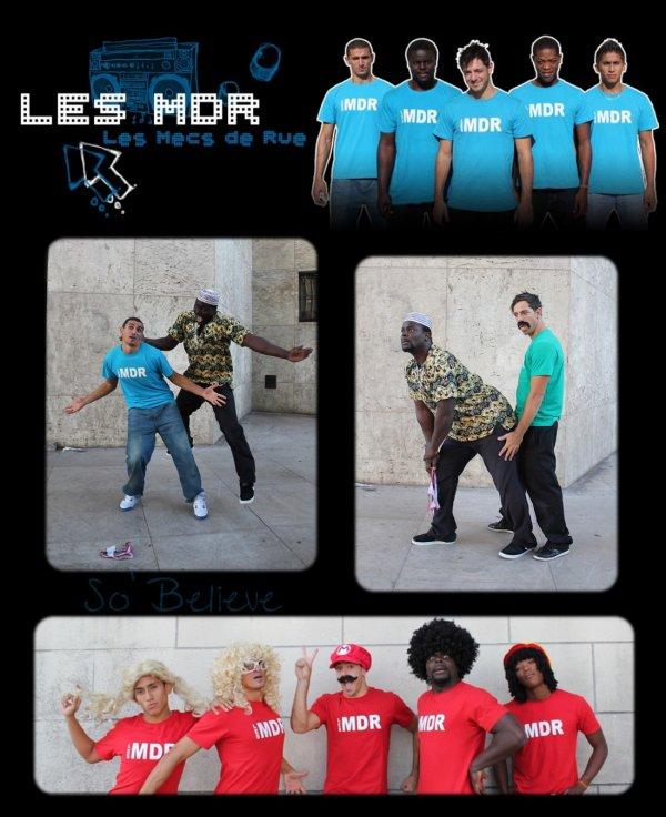Les MDR (Mecs de Rue)