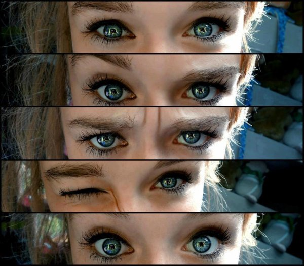 ses yeux *___*