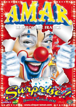 cirque amar spectacle 2012 s'installe a agen
