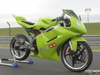 Yamaha TZR 50 Top Green