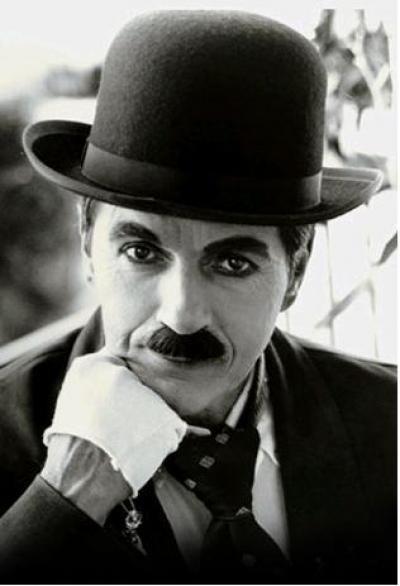 ~ Charlie Chaplin ~