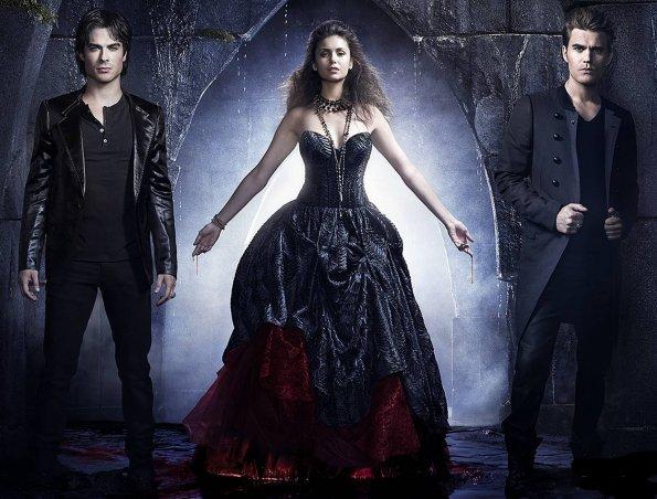 ~ The Vampire Diaries ~