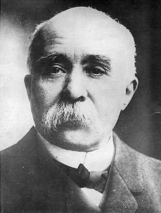 ~ Georges Clémenceau ~