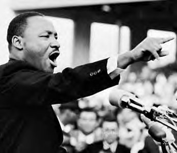~ Martin Luther King ~
