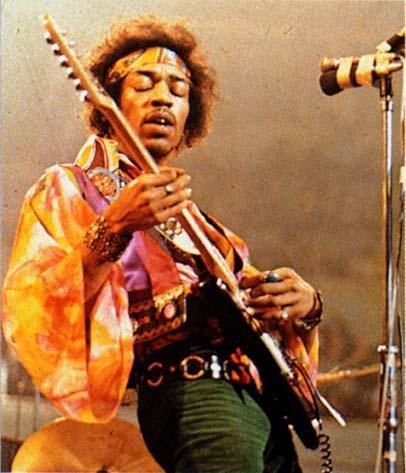 ~ Jimi Hendrix ~
