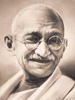 ~ Gandhi ~