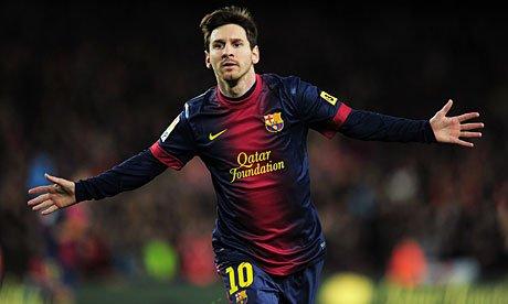 ~ Lionel Messi ~