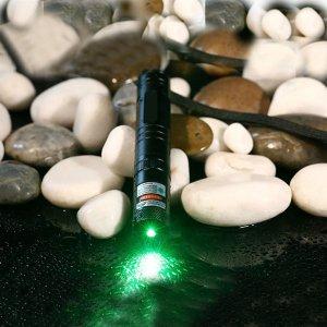 激安レーザーポインター 非常に便利な充電プロセス