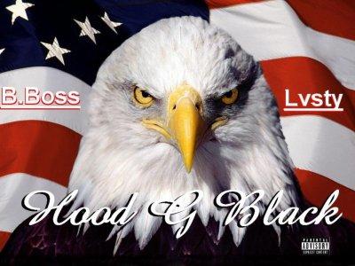 la mixtape de hood g black