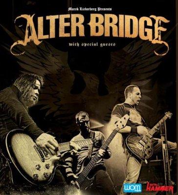 Quand Creed donne naissance à Alter Bridge :