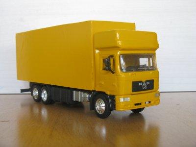 MAN F2000 (Handmade)