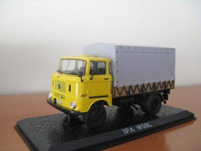 IFA W50L (Atlas)