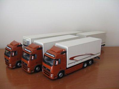VOLVO FH12 + REMORQUE (MotorArt)