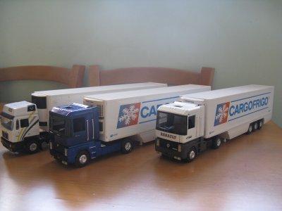 Ma petite entreprise de transport  CARGOFRIGO (Eligor/LBS)