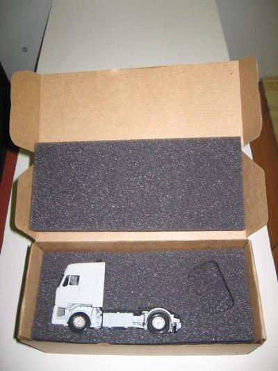 DAF 3300/3800 (resine) 1/43  ++++UN NOUVEAU PROJET!!!!++++