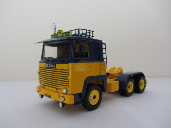 "SCANIA 140 V8 ""ASG"" (Mes modifications)"