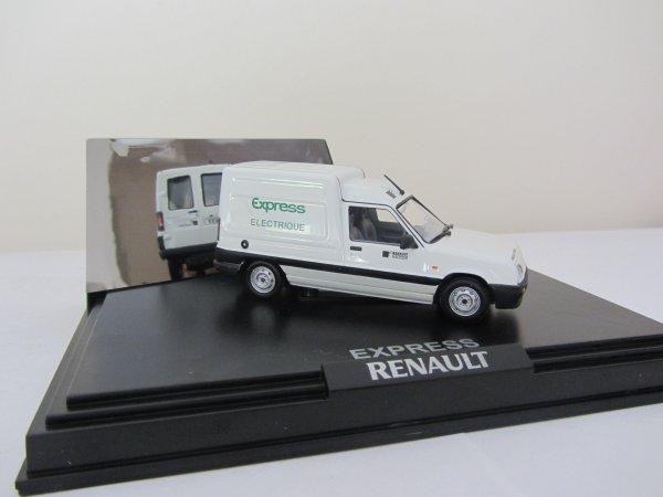 RENAULT EXPRESS ELECTRIQUE (Norev)