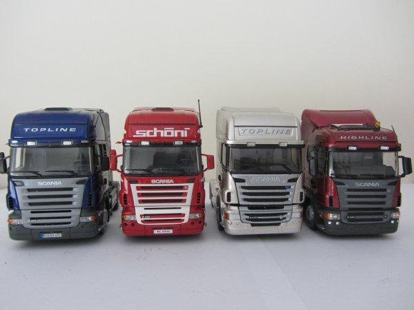 Mon Scania R series (1/43)