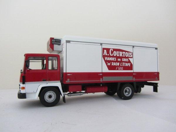 "Saviem PX-40  ""Camions d'autrefois""  (IXO/Altaya)"