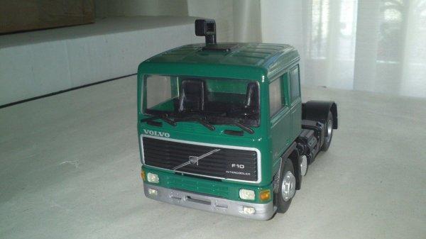 VOLVO F10 Intercooler  (LBS/Eligor)