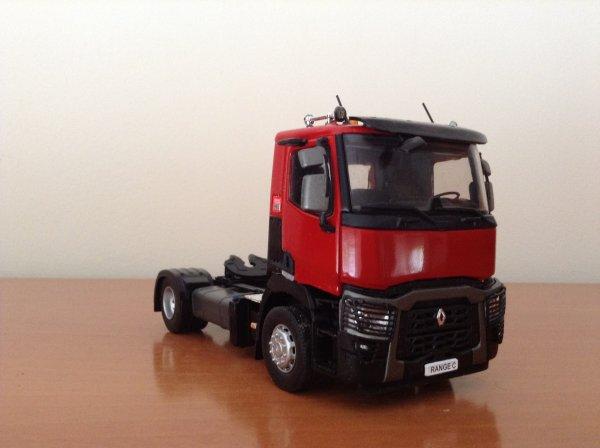 "RENAULT TRUCK С-series Tracteur 4x2 ""day cab""  (pièces Eligor)"