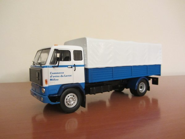 VOLVO F89 (Ma conversion)