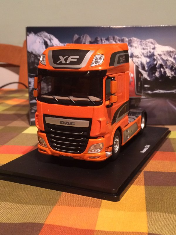 DAF XF euro6 (Eligor)