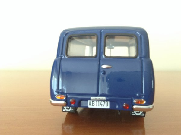 "VOLVO 445 DUETT ""ASG"" 1956 (the Nordic Collection)"