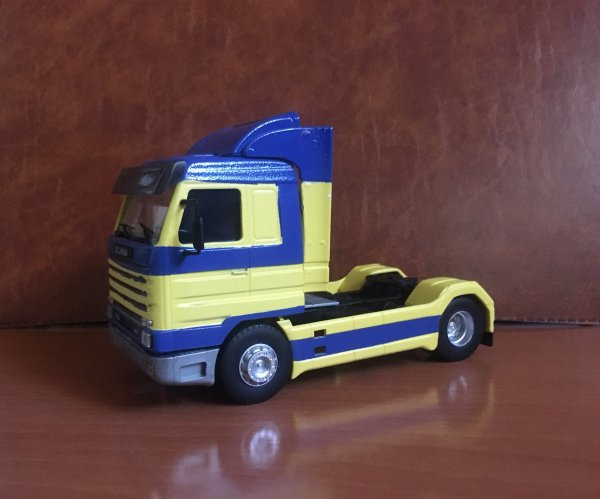 SCANIA 113M ASG