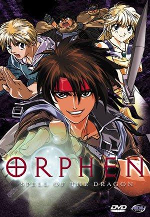 Orphen, Le sorcier Noir