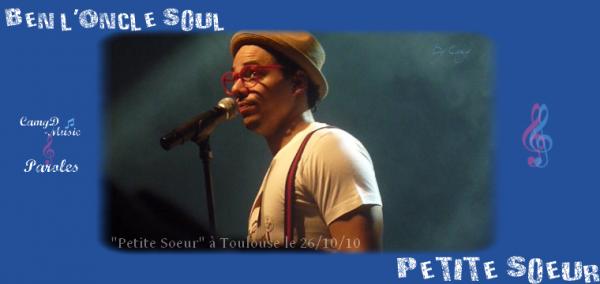 Ben l'Oncle Soul: Petite Soeur