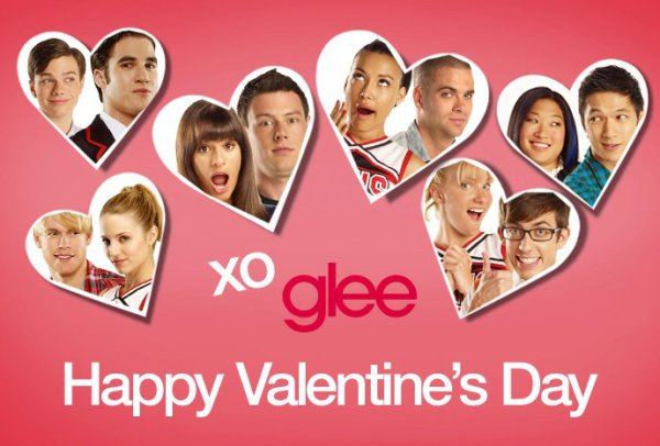 les couples glee