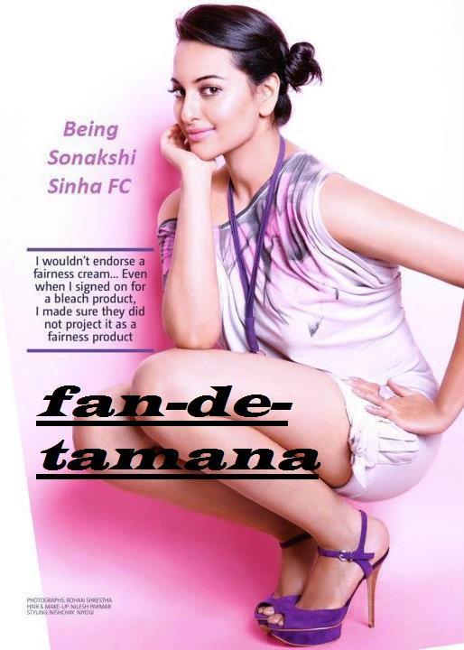 TAMMANA  SERA REMPLACER PAR Sonakshi Sinha :)