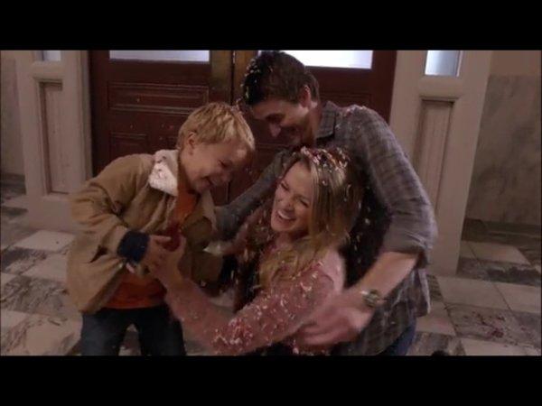 Logan Quinn et Clay