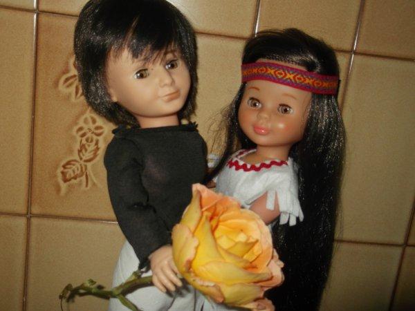 Nancy et Lucas souhaitent une bonne fête à toutes les Mamans