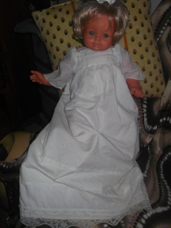 Mon, petit dernier : un bébé Raynal à molette comme les Pipiou de Bella