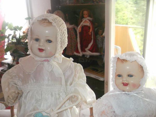 Marie-Christine et Catherine seront sages tout l'été!