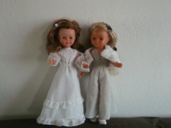 Mes deux jolies Nancy vous souhaitent un très beau week end