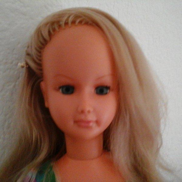 Portrait de Dolly
