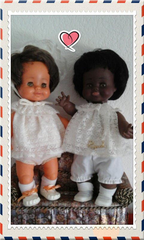 Lilou et Elisa de Raynal vous souhaitent un beau mardi