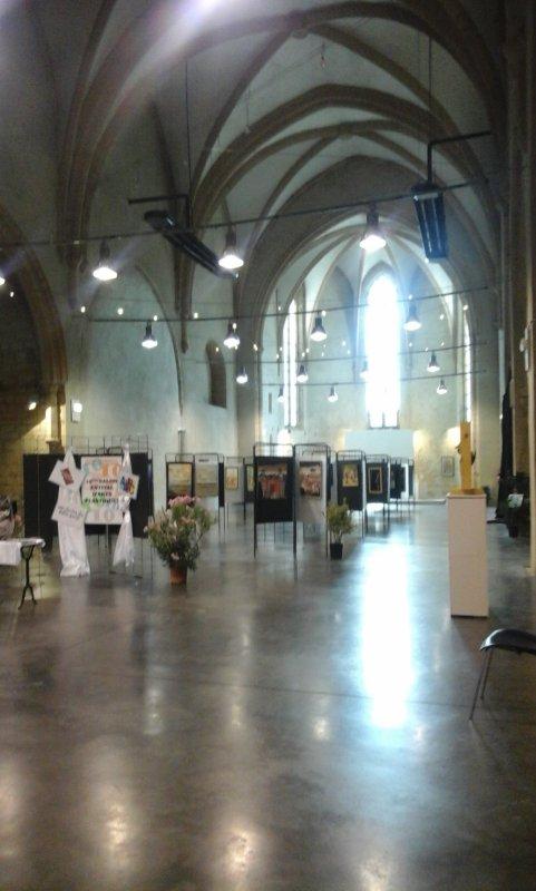 rendez-vous au 10ème Salon Estival d 'Arts Plastiques a Clermont l 'Herault