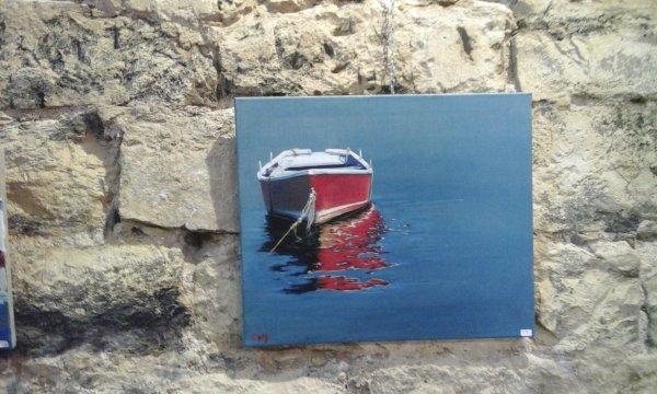 et si vous voulez et que le coeur vous en dit....pourquoi pas une balade sur le beau fleuve Héraultais ou le Canal du Midi....allez la Grande Bleue est à deux pas.....