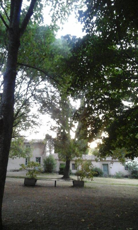 Villeneuvette.....un petit coin paisible à deux pas de Clermont l Hérault