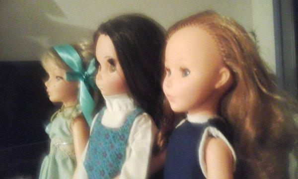 il était une fois trois très jolies jeunes filles .....