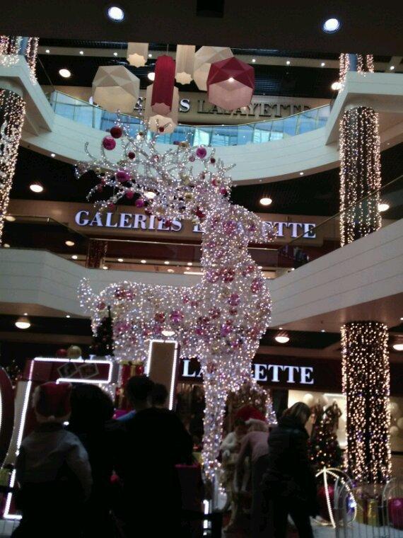 Noel brillant..... Montpellier.....dans la belle féérie de Noel....
