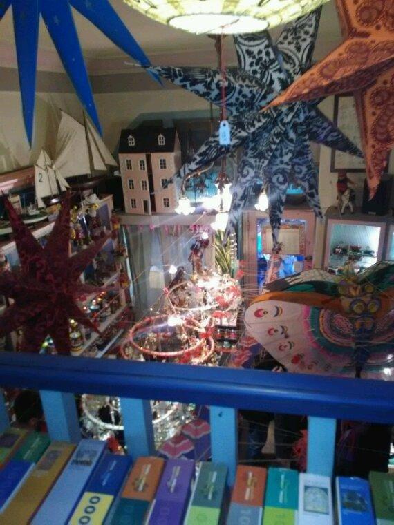 Et le plus beau pour la fin....un magnifique magasin tred tres ancien de jouet...Pomme de Reinette....un véritable bijou en plein centre ville de la magnifique ville de Montpellier...
