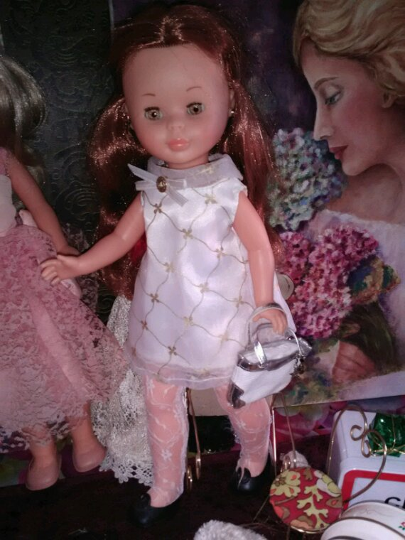 Élection Miss poupée de décembre....