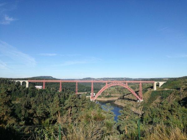 Merveilles de ponts...le pont de Garabit....