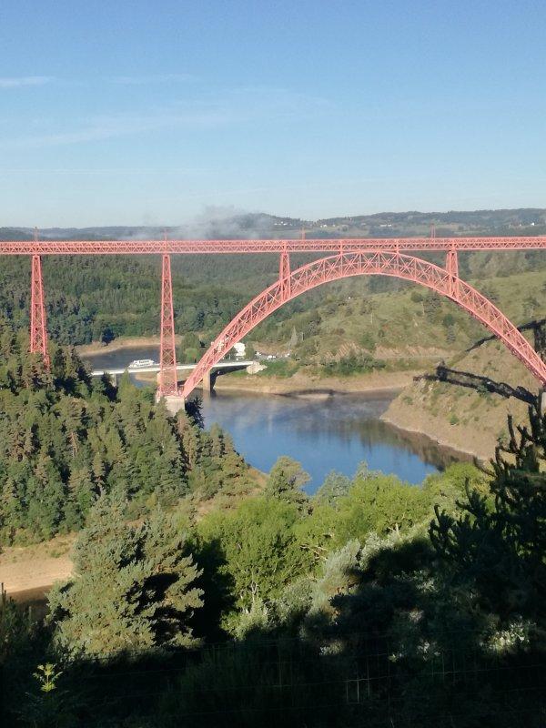 Merveilles de ponts..( photos prises par moi....)