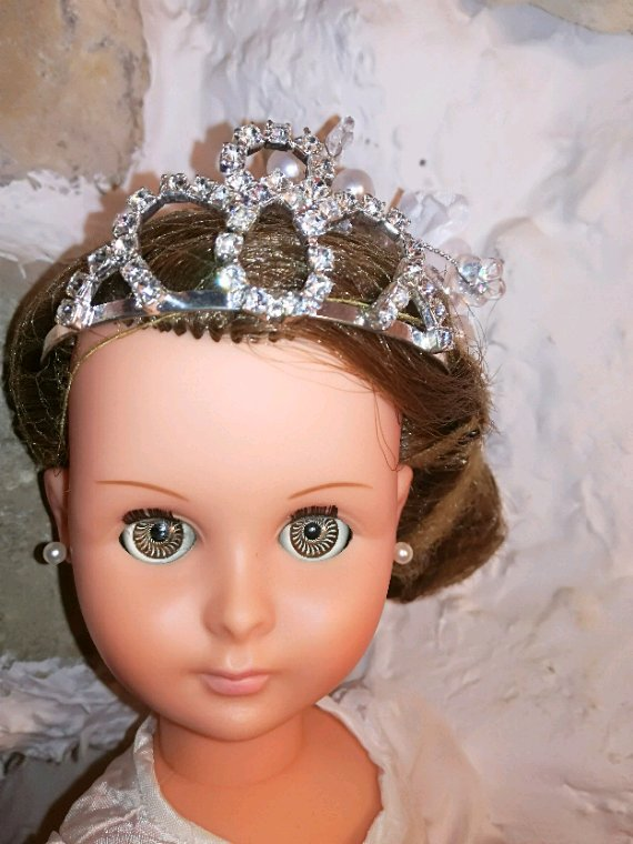 Voici ma belle petite Reine Bella....